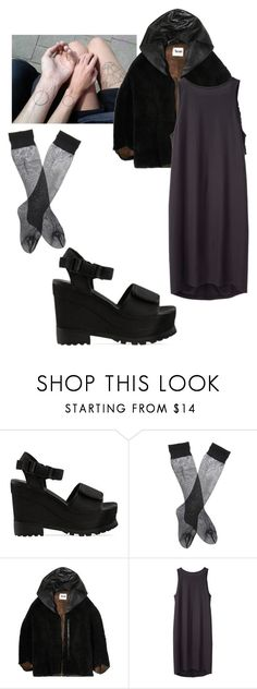 Yes by suzanne-kite on Polyvore featuring BLACK CRANE, Acne Studios and Jeffrey Campbell