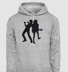 AC/DC ihlette kapucnis pulóver Ac Dc, Polo, Hoodies, Sweaters, Fashion, Moda, Polos, Sweatshirts, Sweater
