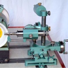 Acto Tool Cutter & Grinder