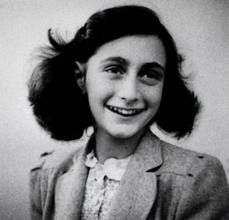 """Anne Frank, a true hero even in despair.. """"How wonderful it is that nobody need wait a single moment before starting to improve the world.""""  .. """"How true Daddy's words were when he said: all children must look after their own upbringing. Parents can only give good advice or put them on the right paths, but the final forming of a person's character lies in their own hands.""""  Learn more: http://www.brainyquote.com/quotes/authors/a/anne_frank.html#ixzz1pRAUu09u"""