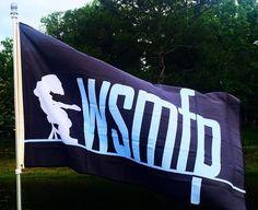 WSMFP Houser Flag – getitinthelot