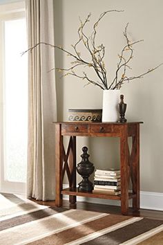 Antigo sofa table by ashley furniture want to know more click console sofa table to view further for this item visit the image link watchthetrailerfo