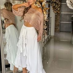 Copying this outfit for sure! Modern Outfits, Colourful Outfits, Boho Outfits, Casual Outfits, Fashion Outfits, Petite Fashion, Boho Fashion, Womens Fashion, African Wear Dresses