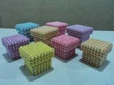Caixinhas coloridas