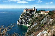Castello di DUINO - Duino Aurisina (Trieste)