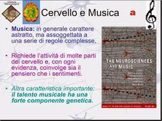 Musicoterapia, fondamenti neurologici e didattici (1 parte) La World Federation of Music Therapy ha dato nel 1996 la seguent...