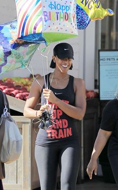 The singer is spotted in a festive mood while stopping to get birthday balloons in West Hollywood. Kelly Rowland, Birthday Balloons, West Hollywood, Big Picture, Hottest Photos, Festive, Beautiful Women, Singer, Mood