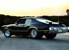 The Street Monster! '70 Tubbed Pro Street Oldsmobile 442 W30!