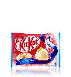 Nestle kitkat Mini Vanilla Ice cream   #Shop #Buy Ship from #Japan with www.webuyjapan.com