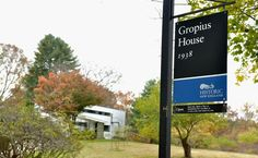 Living the Bauhaus Life: Gropius House, 1938, Historic New England House Tour in Lincoln, Massachusetts