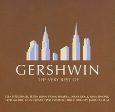 George Gershwin - Very Best Of DX2