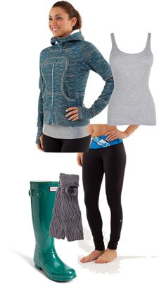 """""""Cute Athletic Day"""" by chan-girl on Polyvore"""