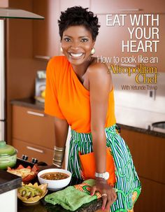@AfropolitanChef Cookbook- African Inspired Meals | TOSINGER'S BLOG