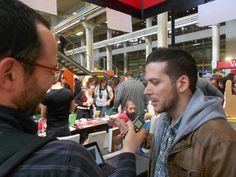 """Stefano Sgambati, autore di """"Fenomenologia di YouPorn"""", intervistato da radio Alex #SalTo13."""