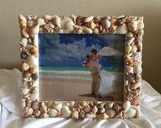 Seashell Caballito de mar Caballito de mar por BarefootBeachDecor