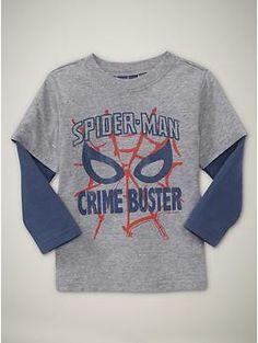 Junk Food Spiderman Crimebuster Lightweight Hoody   $26.95