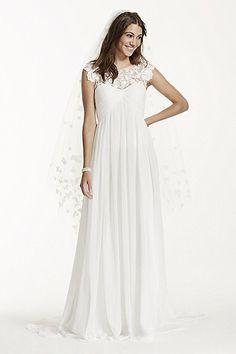 I really like this one! David's bridal
