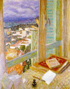 Pierre Bonnard - Huile sur toile 1925