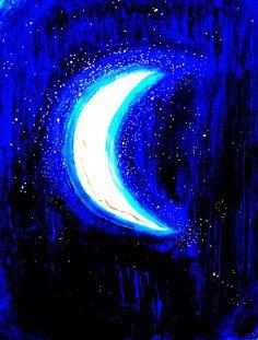 Luna by TyMurf on Etsy, $25.00