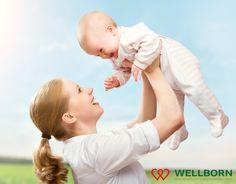 Am 50% din genele mamei mele, insa am 100% din dragostea ei. #wellborn #mamici #fericire