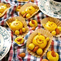 秋の食材といえば、やっぱりサツマイモですよね!そしてサツマイモを使ったスイーツといえば、やさしい甘みを味わえるスイートポテトが人気です。素材の良さや風味を十分に活かすことができるスイートポテトは、子どもから大人までみんなが大好きな定番のおやつ。今回はスイートポテトにひと手間加えたとってもキュートなスイーツをご紹介します!