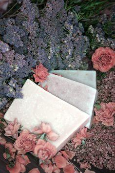 jabón de rosa mosqueta, fotografía de Juanita Bages