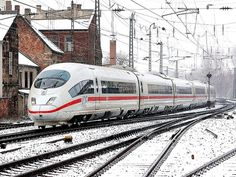 """""""ICE 3"""" the German High Speed Train by Beast 1 on Flickr."""