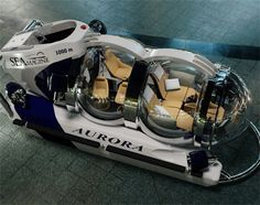 Best Private Subs - 6 Person Luxury Submersible - Top Personal Submarine