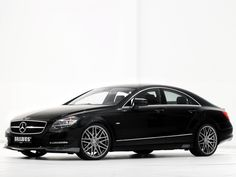 Brabus Mercedes-Benz CLS AMG Sports Package (C218) '2011