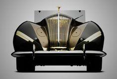 Rolls-Royce Phantom III, 1939