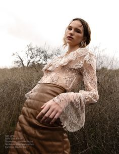 Into the Fields  Photo: @april.kmm Stylist & Cr Dir: @styledbymnc__ MUA: @monicaalvarezmakeup Hair: @solhairs