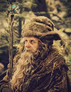 radagast the brown... if i was a j.r.r. tolkien character