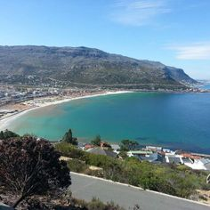 Fish Hoek, Cape town❤️ Most Beautiful Cities, Beautiful Places To Visit, Oh The Places You'll Go, Cape Town South Africa, Paradise On Earth, Pretoria, African Safari, Countries Of The World, Cruises