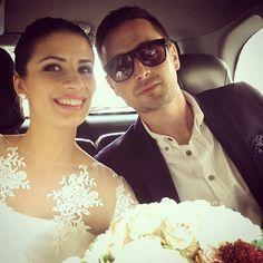 wedding time, selfie , Rome