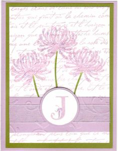 Kind & Caring in Pale Plum by auntie beaner - Cards and Paper Crafts at Splitcoaststampers