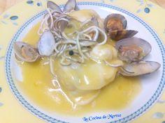 Ricas y fáciles, pero siempre recomendable un buen AOVE para que esa salsa quede así de bien.   Ingredientes :    * Kokotxas de bacalao.  ...