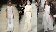 S/S 2016 women's trends: robes bohèmes