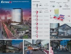 Bustler: Winners of Redesigning Detroit: A New Vision for an Iconic Site