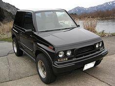 VITARA ZAGATO Suzuki Vitara Cabrio, Suzuki Jimny, Mini 4x4, Mini Jeep, Sidekick Suzuki, Suzuki Cars, Offroader, Grand Vitara, Car Mods