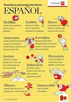 #Learn #Spanish, a beautiful language #Aprender #español, una lengua muy bonita