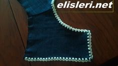 Eski Kot Pantolondan Yelek Nasıl Yapılır. – El İşlerimiz Crochet, Womens Fashion, Creative, Islam, Dress, Embroidery On Jeans, Craft, Boleros, Crocheting