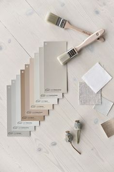 Jotun Lady Color Chart 2019 // My favorites Interior Paint Colors, Paint Colors For Home, Home Interior Design, Interior Painting, Interior Decorating, Wall Colors, House Colors, Colours, Jotun Paint