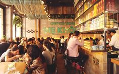 Vietnamese in Surry: Mama's Buoi 116 Devonshire Street, Surry Hills