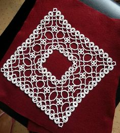 ancolie is tatting: Motif # 20