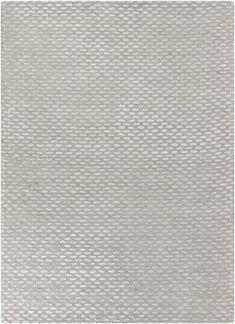 e10580636243 Breckenridge Hand-Tufted Gray Area Rug