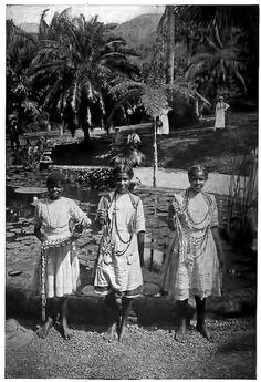 In Castleton Gardens Jamaica Feb 1918