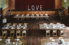 vintage timber trestle tables, wooden padded folding chairs, Berry school of arts, south coast weddings, south coast party hire Timber Table, Chairs For Rent, Party Hire, Wayfair Living Room Chairs, Office Chair Without Wheels, Catering Equipment, Art School, Table Settings