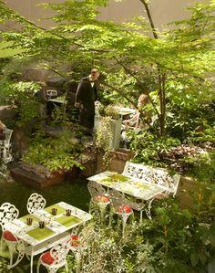 """Notre jardin """"secret"""" - Les Climats - Paris 7ème"""