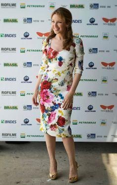 Kylie Minougue in Dolce & Gabbana