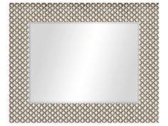 Espejo de Pared Akaban Plata